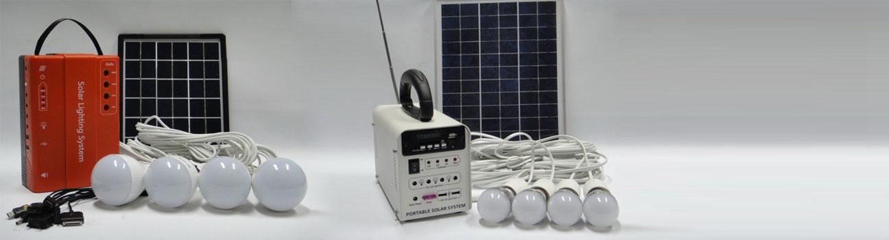 DC Solar Home System